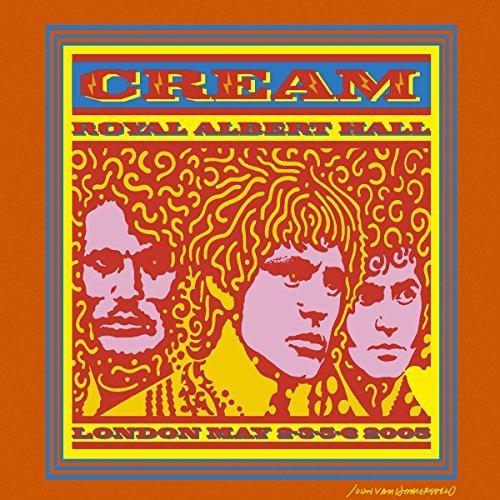 Cream - Royal Albert Hall London May 2-3-5-6 05 (2005) [FLAC] Download