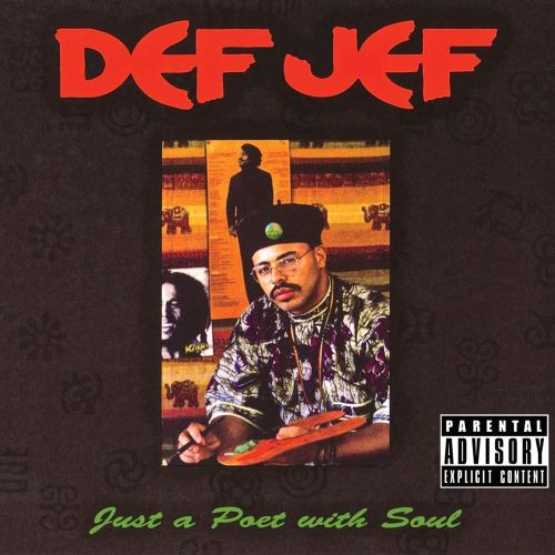 Def Jef - Just A Poet With Soul (2012) [FLAC] Download