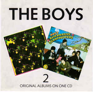 The Boys - The Boys / Alternative Chartbusters (1991) [FLAC] Download