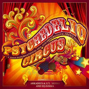 VA - Psychedelic Circus (2008) [FLAC] Download