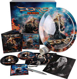 Doro - Raise Your Fist  30 Years Anniversary Edition (2014) [FLAC] Download