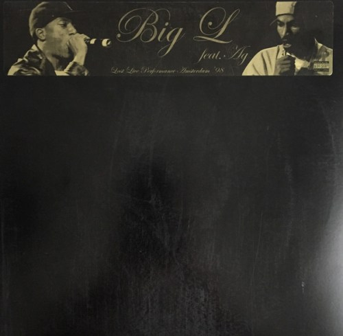 Big L & AG - Last Live Performance From Amsterdam (2003) [FLAC] Download