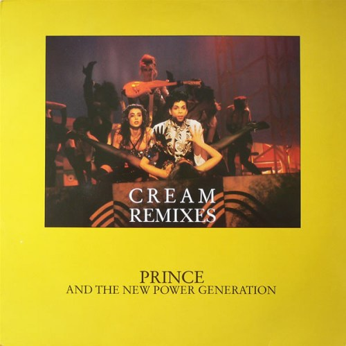 Prince And The New Power Generation - Cream Remixes (1991) [FLAC] Download