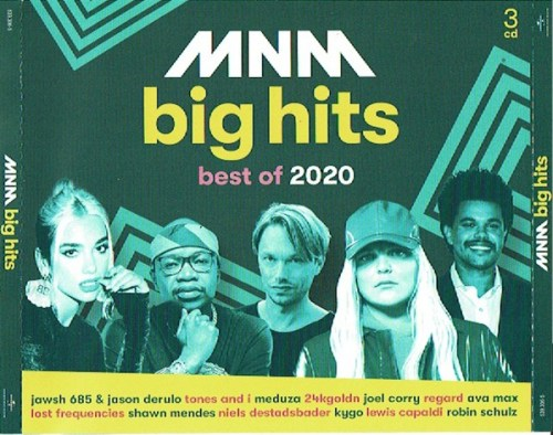 VA - MNM Big Hits Best of 2020 (2020) [FLAC] Download