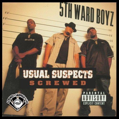 5th Ward Boyz - Usual Suspects Screwed (2005) [FLAC] Download