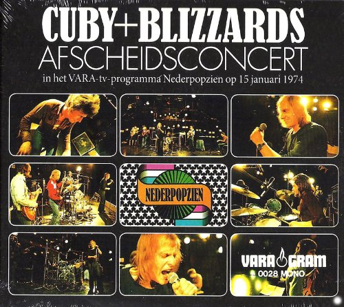 Cuby and Blizzards - Afscheidsconcert (2014) [FLAC] Download