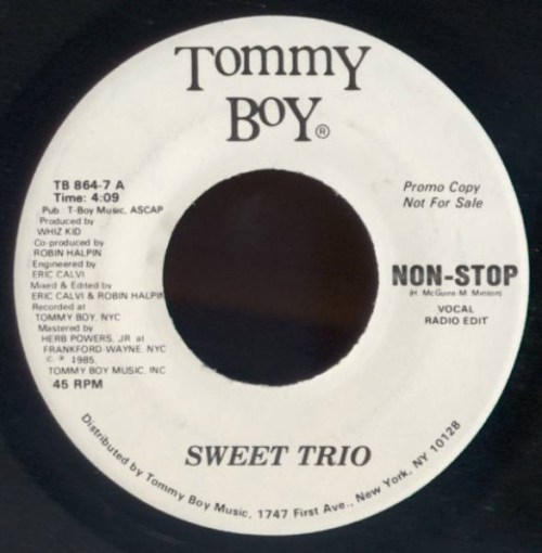 Sweet Trio - Non-Stop (1985) [FLAC] Download