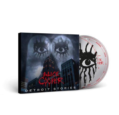 Alice Cooper - Detroit Stories (2021) [FLAC] Download