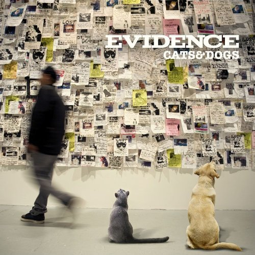 Evidence - Cats & Dogs (2011) [FLAC] Download
