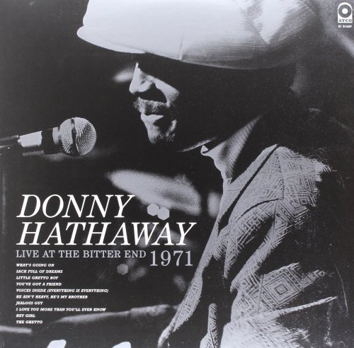 Donny Hathaway - Live At The Bitter End 1971 (2021) [FLAC] Download