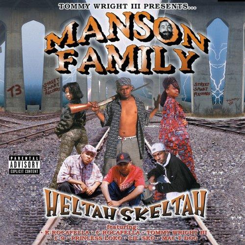 Manson Family - Heltah Skeltah (2000) [FLAC] Download