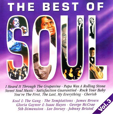 VA - Best Of Soul Vol.3 (1997) [FLAC] Download