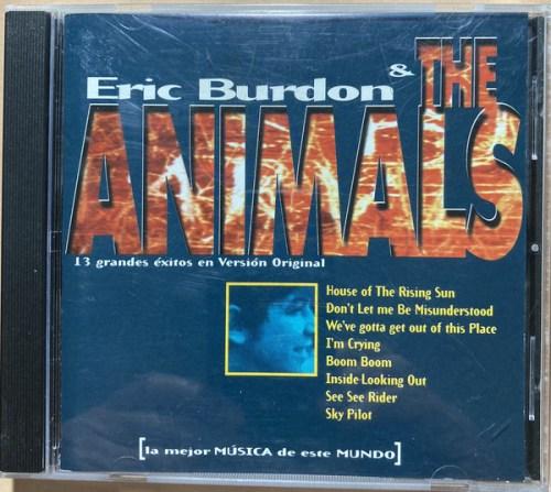 Eric Burdon And The Animals - 13 Grandes Exitos En Version Original (1998) [FLAC] Download