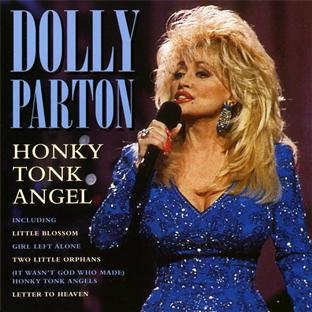 Dolly Parton - Honky Tonk Angel (2000) [FLAC] Download