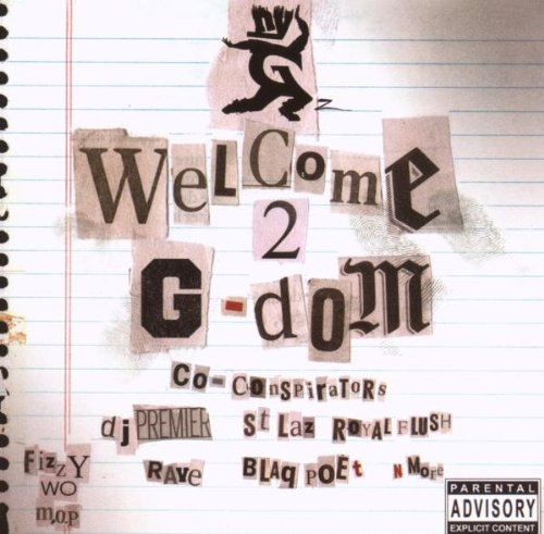 NYG'z - Welcome 2 G-Dom (2007) [FLAC] Download