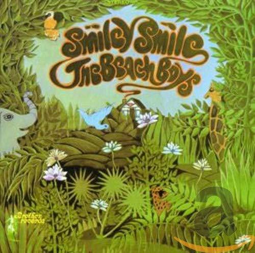 The Beach Boys - Smiley Smile/Wild Honey (1990) [FLAC] Download