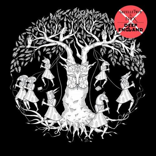 Gazelle Twin & NYX - Deep England (2021) [FLAC] Download