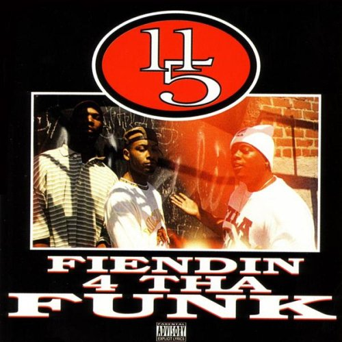 11/5 - Fiendin 4 Tha Funk (2021) [FLAC] Download