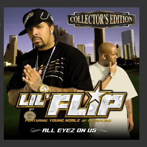 Lil' Flip - All Eyez On Us (2008) [FLAC] Download