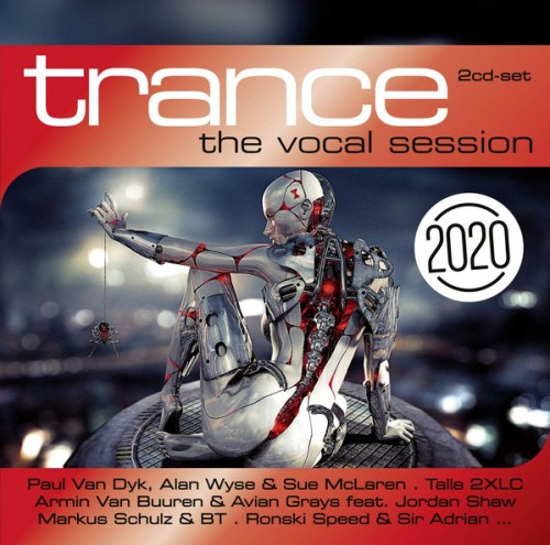 VA - Trance The Vocal Session 2020 (2019) [FLAC] Download