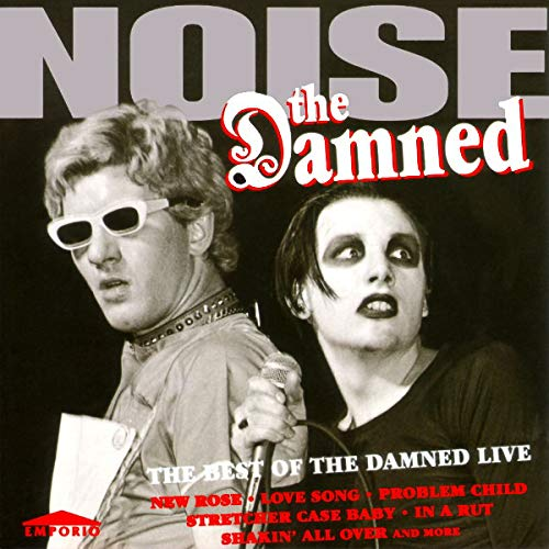 The Damned - Noise: The Best Of The Damned Live (1995) [FLAC] Download