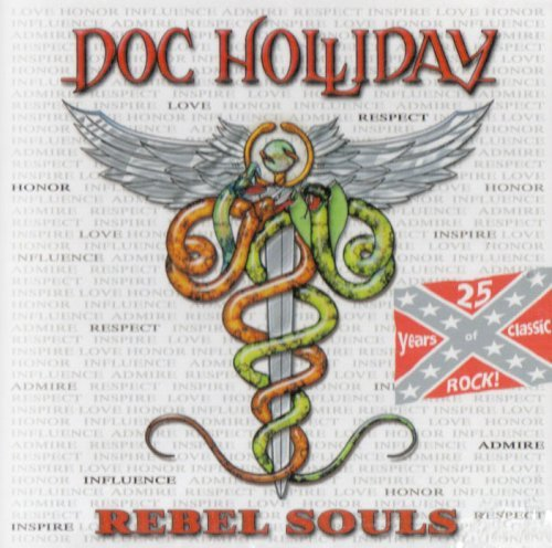 Doc Holliday - Rebel Souls (2006) [FLAC] Download