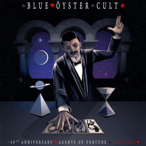 Blue ֹster Cult - 40th Anniversary Agents Of Fortune  Live 2016 (2020) [FLAC] Download