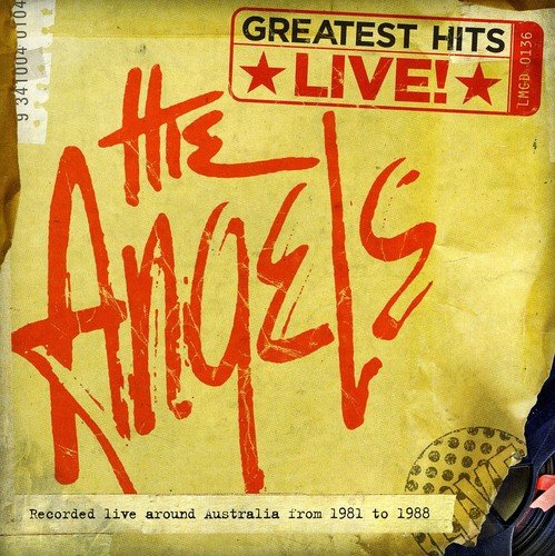 The Angels - Greatest Hits Live (2011) [FLAC] Download
