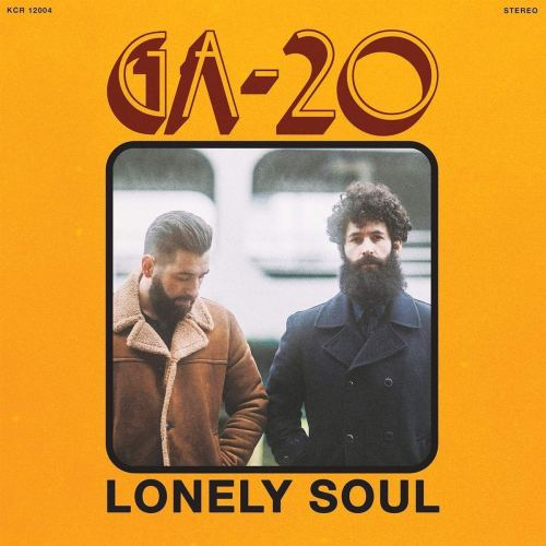 GA-20 - Lonely Soul (2019) [FLAC] Download