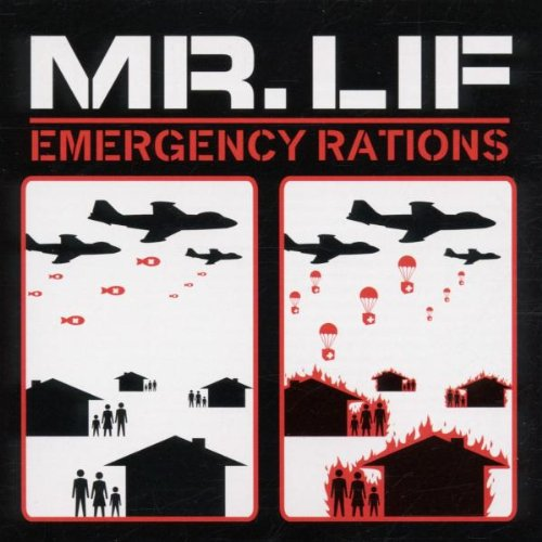 Mr. Lif - Emergency Rations (2002) [FLAC] Download