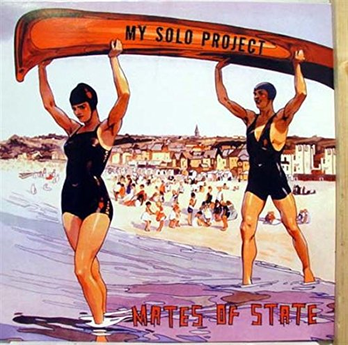 Mates Of State - My Solo Project (2003) [FLAC] Download
