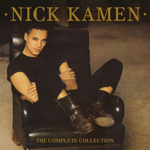 Nick Kamen - The Complete Collection (2020) [FLAC] Download