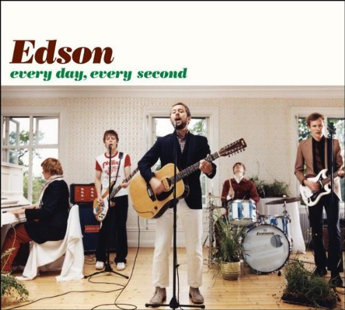 Edson - Every Day, Every Second (2003) [FLAC] Download
