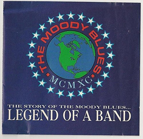 The Moody Blues - The Story Of The Moody Blues... Legend Of A Band (1989) [FLAC] Download