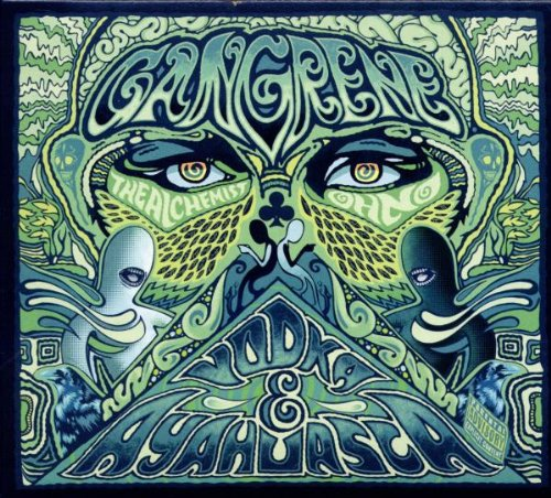 Gangrene - Vodka and Ayahuasca (2012) [FLAC] Download