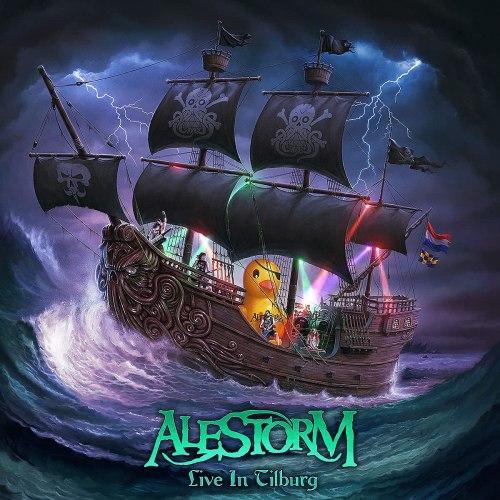 Alestorm - Live In Tilburg (2021) [FLAC] Download