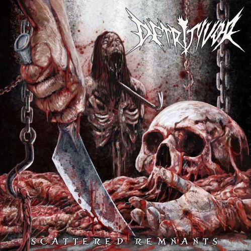 Detritivor - Scattered Remnants (2021) [FLAC] Download