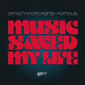 Dimitri From Paris x Fiorious - Music Saved My Life (2021) [FLAC] Download