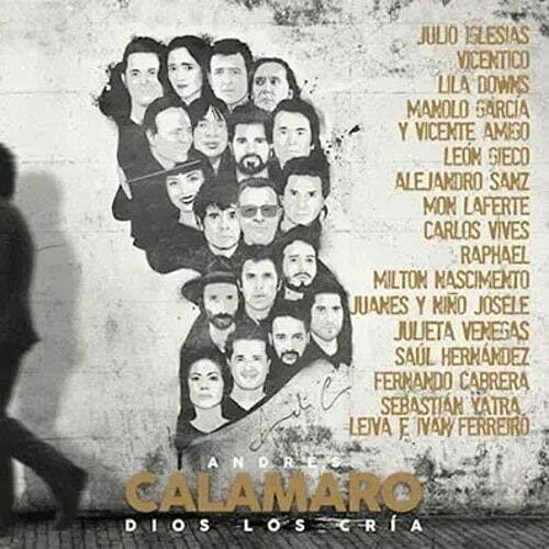 Andrés Calamaro - Dios Los Cría (2021) [FLAC] Download