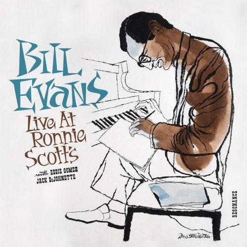 Bill Evans with Eddie Gomez & Jack DeJohnette - Live at Ronnie Scott's (2020) [FLAC] Download