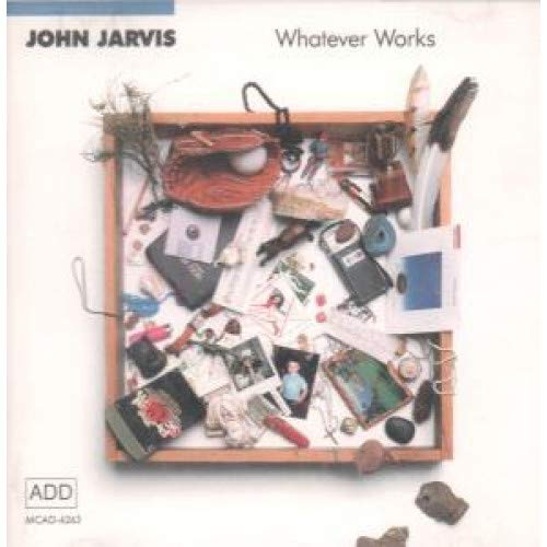 John Jarvis - Whatever Works (1988) [FLAC] Download