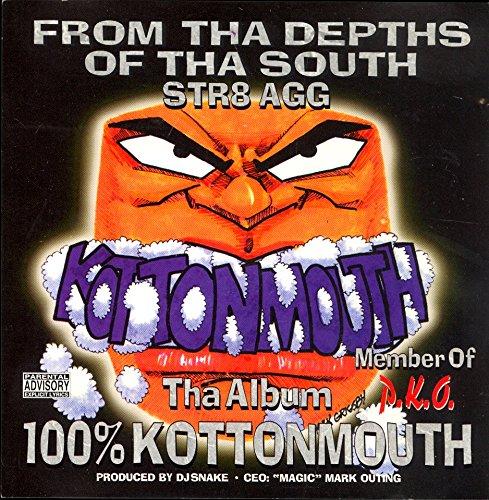 Kottonmouth - 100% Kottonmouth (1995) [FLAC] Download