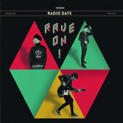 Radio Days - Rave On! (2021) [FLAC] Download