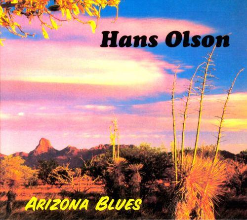 Hans Olson - Arizona (1995) [FLAC] Download