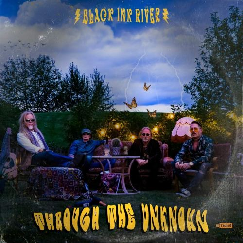 Black Ink River - Through The Unknown (2021) [FLAC] Download