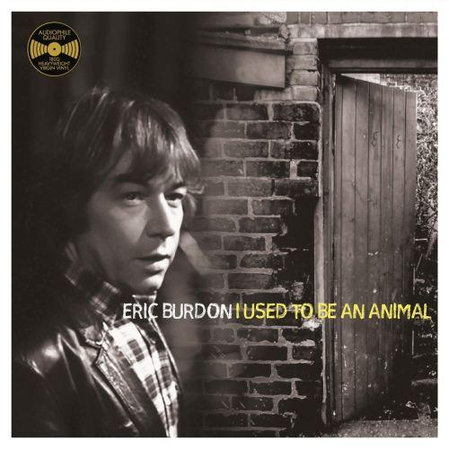 Eric Burdon - I Used To Be An Animal (1988) [FLAC] Download