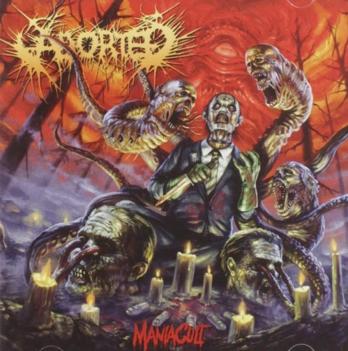 Aborted - Maniacult (2021) [FLAC] Download