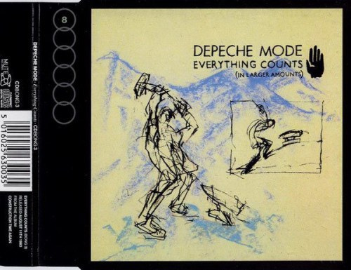 Depeche Mode - Everything Counts (1992) [FLAC] Download