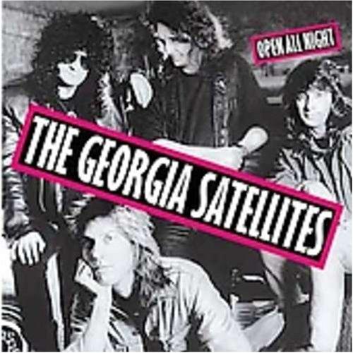 The Georgia Satellites - Open All Night (1988) [FLAC] Download