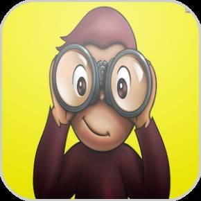 Curious George好奇的喬治第一季原版英文+中文在線收聽-喜馬拉雅FM